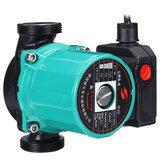 3-х скоростной 220 В Циркуляционный насос центрального отопления Mute Котел Циркуляционная вода Насос