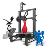 Longer® LK4 Pro Kit de impresora 3D FDM de código abierto 220 * 220 * 250 mm Soporte de tamaño de impresión Filmant Run-out / Resume Print with TMC2208 Driver / 4.3inch Touch Screen