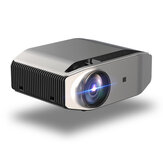 YG620 LED Proyector 1920x 1080P Video 6500 lúmenes completo HD Proyector Altavoz incorporado Home Theater Beamer