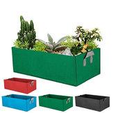 Zvednuté rostlinné lůžko Zahradní květináč květinářka zvýšené rostlinné Box pěstování Pytel
