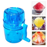 1.1L كتيب Ice Maker Snow Cone Maker Ice Cutter Crusher Juicer