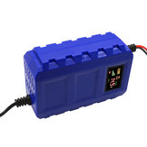 12V 10A Smart Battery Charger Przenośny konserwator baterii