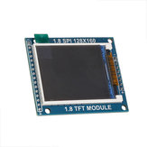 1.8 Inch LCD TFT Display Module With PCB Backplane 128X160 SPI Serial Port Geekcreit for Arduino - products that work with official Arduino boards