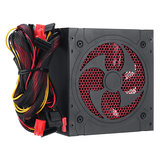 1000W Silent الكمبيوتر القوة Supply Gaming الكمبيوترI SATA ATX 12V 2.31 LED Fan Computer
