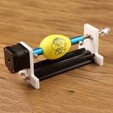 EleksMaker® Egg Module Rotate Eggbot Module Painting Printing Engraving Spheres Robot DIY Easter Egg Ping Pong Balls Upgrade to Egg Drawing Machine Kit