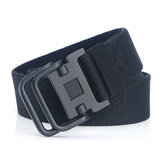 AWMN DB19 120cm Nylon Tactical Cintura Punch Free Quick Release Buckle Canvas casual regolabile Cintura