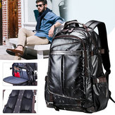 Men Women Waterproof Backpack Laptop School Shoulder Bag Travel Handbag Rucksack