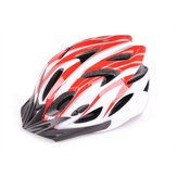 Unisex Adult Ultra Lightweight Breathable Safety Helmet With Visor For Sports Bike Bicycle Road Cycling