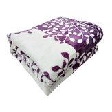 Coperta da letto riscaldata in pile coperta riscaldata elettrica