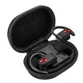 BlitzWolf® AIRAUX AA-UM2 TWS bluetooth 5.0 crochet d'oreille écouteurs stéréo HiFi Sport écouteurs avec étui de chargement