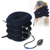 KALOAD Inflatable Cervical Neck Traction Device Support Sport Fitness Improve Shoulder Neck Chronic Pain