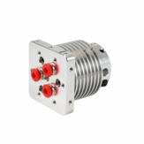 0.4mm/1.75mm 3-in-1-out Hotend Multi Hot-end Extruder Nozzle for PLA ABS Filament 3D Printer