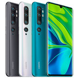 Xiaomi Mi Note 10 Global Version 6.47 pulgadas 6GB 128GB 108MP Penta Cámara 5260mAh NFC Snapdragon 730G 4G Smartphone
