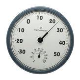 TH306 305mm 2 en 1 grand écran analogique thermomètre et hygromètre instrument
