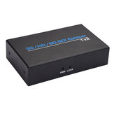1 In 2 Out SD/HD/ 3G SDI Splitter Automatic Identification For Video Switcher