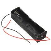 Geekcreit® DIY Batteria Scatola Custodia per 18650 Li-ion ricaricabile Batteria 2 pin di contatto