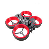 Orion3 167mm 3 Inch Duct Frame Kit w/ EVA Anti-vibration Guard & Camera Mount for Cinewhoop DJI Air Unit