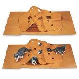 Macska játszószőnyeg Kisállat-tevékenység Szőnyegek Összecsukható háziállatok Szőnyeg karcolásoknak ellenálló Macskaalátét-edző szőnyeg játékok Mat