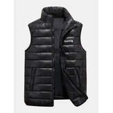 Men Shoulder Down Vest