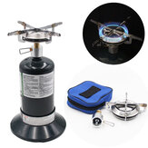 Easywalking Outdoor 2000W Camping Gas Stove Ovens Portable Windproof Tank Stove Picnic BBQ Portable Folding Cooking Stove