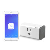 SONOFF® S31 15A Smart Plug Energy Monitoring US Versione WIFI Smart Switch Design compatto aggiornato Supporto Google Home Alexa IFTTT