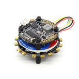20x20mm Racerstar TaiChi Round Stack F4 OSD 2-6S Flight Controller AIO BEC & 40A BL_32 4in1 ESC for RC Drone FPV Racing