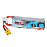 Gaoneng GNB 11.1V 450mAh 80 / 160C 3S Lipo البطارية XT30 Plug for TP3 Series and 3Inch ضوء Micro Quadcopter