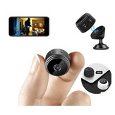 1080P HD Mini-Wi-Fi sem fio Câmera IP DVR Night Vision Home Security
