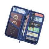 IPRee® Passport ID Credit بطاقة Holder رزمة Bill ملحوظة Organizer Wallet Bag Bag