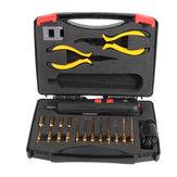 YUNZHONG 18 In 1 ELectric Handle Screwdriver Plier Repairing Tool Set For DIY RC Models
