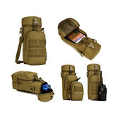 Molle Water Bottle Bag Outdoor Cycling Thermos Bag Sport Bag