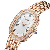 RUIMAS 558 Fashionable Roman Number Women Bracelet Watch