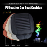 Universal PU Leather Car Seat Cover Pad Mat Cushion Breathable