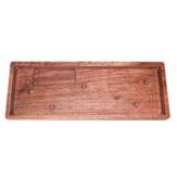 آن Pro صندوق خشبي بقاعدة خشب الجوز من خشب الورد ، لوحة مفاتيح الألعاب الميكانيكية من آن Pro2 60٪
