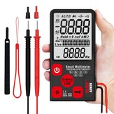 BSIDE ADMS9 Mini Digital Multimeter  Voltage Tester Voltmeter Ohm Resistance NCV Continuity Test