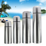 350/500/750/1000ml Stainless Vacuum Cup Bottle Maintain Warm Travel Home Storage Warm Water Bottle