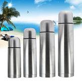 350/500/750 / 1000mlのステンレス製の真空のコップのびんは暖かい旅行家の貯蔵の暖かい水差しを維持します