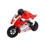 X-Rider Mars Kit 1/8 2WD Elektryczny motocykl trójkołowy RC RC bez karoserii i części elektronicznych