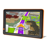 9 '' TFT LCD Display 256 MB + 8G Europa / Nord America / Australia Car Map GPS Navigazione HD Touch Screen