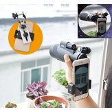 Universal Mobile Phone Adapter Clip Bracket Mount Holder for Telescope Microscope Compatible with Telescope Eyepiece 38-50mm