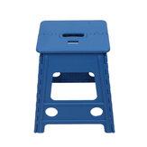 Home Folding Chair Camping Chair Picnic Beach Portable Seat Tail Gate Blue Travel