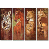 5D Animals DIY Full Drill Diamond Painting Cross Stitch Kit Diamond Paintings Tool Craft Decor