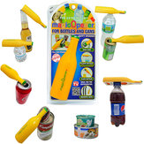 ABC Bottle Opener Can Cap Launcher Shooter Magnetic Drink Opener Soup Pull Tab for Home Party Drinking