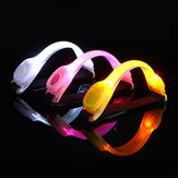2 Modes LED Armband Reflective Wrist Strap with LED Warning Night Light Running Cycling Fishing LED Armband