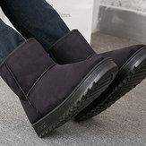 Hombres Invierno Calentador eléctrico Botas Zapatos de nieve Energía USB Calentamiento cálido Plantillas de zapatos
