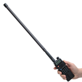 CS Tactical Antenna SMA-Female Dual Banda VHF UHF 144 / 430Mhz pieghevole per Walkie Talkie Baofeng UV-5R UV-82 UV5R