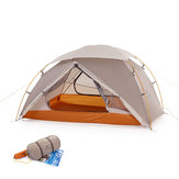 Naturehike Double People Camping Tent Lightweight 4000+ Waterproof Windproof Sunshade Canopy