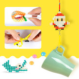 5400Pcs DIY Plastic Perler Stick Water Fuse Beads Jigsaw Puzzle Toy Funny For Kid Crafts Gift