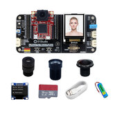 pyAI- OpenMV 4 H7 Development Board Cam Camera Module AI Artificial Intelligence Python Learning Kit
