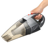 110V-220V Cordless Rechargeable Handheld Car Vacuum Cleaner Wet Dry Home Wireless+LED Lamp